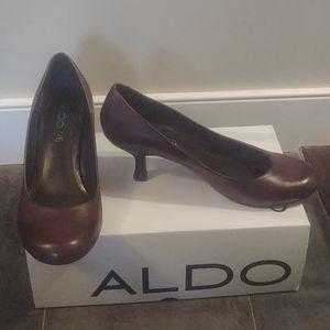 Aldo Kitten Heel Pump